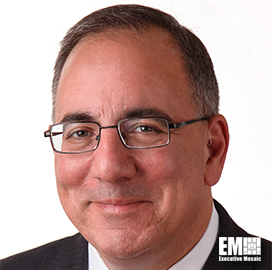 Executive Profile: Pat Tamburrino, LMI Health Mgmt Division VP - top government contractors - best government contracting event