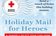 Pitney Bowes, Red Cross Sponsoring Holiday Mail to Soldiers