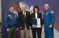 Northrop Grumman Employees Honored for Raising Space Awareness