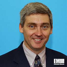 Executive Profile: Tim Winter, Market Devt VP for Northrop's Electronic Systems Sector - top government contractors - best government contracting event