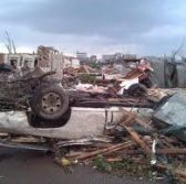 AT&T Aids Tornado Victims - top government contractors - best government contracting event