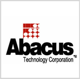 NASA Taps Abacus Technology to Provide Research, Analysis, Comm's Support Services for Marshall Space Flight Center - top government contractors - best government contracting event