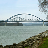 Parsons' Illinois-Iowa Bridge Recognized as Public Works Association's Project of the Year - top government contractors - best government contracting event
