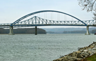 Parsons' Illinois-Iowa Bridge Recognized as Public Works Association's Project of the Year