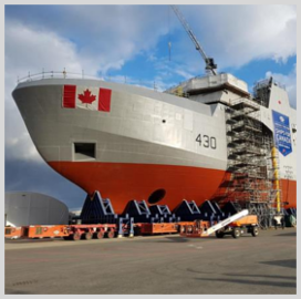 L3 Technologies Business Completes 1st Acceptance Test for Canadian Ship Management System - top government contractors - best government contracting event