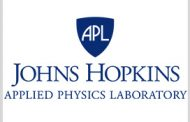 Johns Hopkins APL to Help Update Navy Healthcare Delivery Model