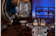 Lockheed Completes Thermal Vacuum Chamber, Acoustic Tests of USAF AEHF-5 Satellite