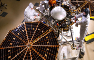 ULA Rocket Launches Lockheed-Built 'InSight' Mars Lander for NASA