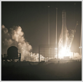 Orbital ATK's Cygnus Spacecraft Conducts 9th ISS Cargo Resupply Mission - top government contractors - best government contracting event