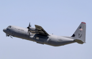 Lockheed Completes Delivery of C-130Js to USAF Base in Japan