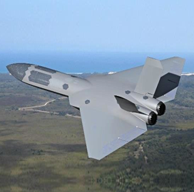 Sierra Technical Services Completes Critical Design Review of New Target Aircraft - top government contractors - best government contracting event