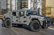 AM General Displays Next Generation Light Tactical Vehicle, Howitzer Kit at Eurosatory
