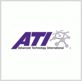 Advanced Technology International Seeks White Papers for Military Tech Prototypes - top government contractors - best government contracting event