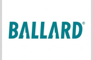 Ballard Subsidiary Receives UAV Propulsion Tech Order