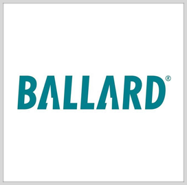 Ballard Subsidiary Receives UAV Propulsion Tech Order - top government contractors - best government contracting event