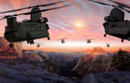 Army-Boeing Chinook Block II Program Enters Final Assembly Phase