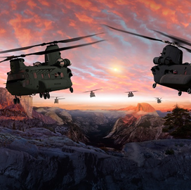 Army-Boeing Chinook Block II Program Enters Final Assembly Phase - top government contractors - best government contracting event