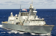 Lockheed to Continue In-Service Support for Canadian Navy Frigates
