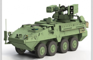 Army Taps Leonardo DRS to Provide Mission Equipment Package for Short-Range Air Defense Platform