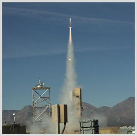 Lockheed Martin Gets Army Contract to Commence Development of Small Artillery Interceptor - top government contractors - best government contracting event