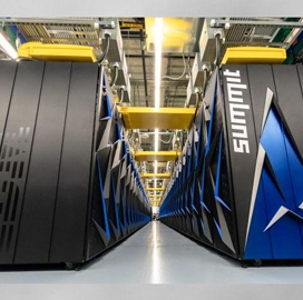 "DOE Lab Unveils IBM-Built ""˜Summit' Supercomputer to Back AI, Energy Research - top government contractors - best government contracting event"