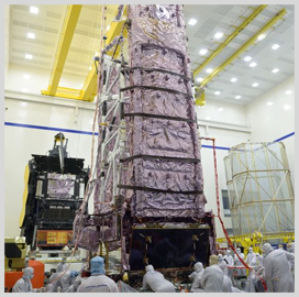 Northrop Switches on Webb Telescope's Main Components - top government contractors - best government contracting event