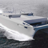 Austal USA Concludes Builder's Trials of 10th Navy Expeditionary Fast Transport Vessel - top government contractors - best government contracting event