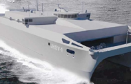 Austal USA Concludes Builder's Trials of 10th Navy Expeditionary Fast Transport Vessel