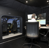 CAE Introduces Simulator for Military Helicopter Mission Training; Gene Colabatistto Comments - top government contractors - best government contracting event