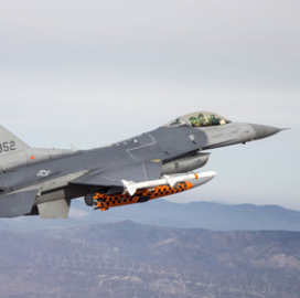 Norway Demos Raytheon-Kongsberg Team's Joint Strike Missile With F-16 Aircraft - top government contractors - best government contracting event