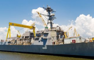 Huntington Ingalls to Hold Christening of Navy's Future USS Frank Petersen Destroyer