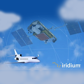 Iridium-Rockwell Collins Partnership to Offer Government, Commercial Aircraft Connectivity Service - top government contractors - best government contracting event