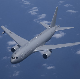 Air Force Issues Solicitation for Audio-Visual Equipment for Boeing KC-46 Welcoming Event - top government contractors - best government contracting event