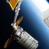 Northrop's Cygnus Completes 9th Space Station Cargo Resupply Mission - top government contractors - best government contracting event