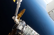Northrop's Cygnus Completes 9th Space Station Cargo Resupply Mission