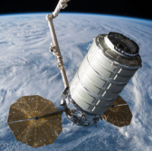Northrop's Cygnus Leaves Space Station to Perform CubeSat Deployment Mission - top government contractors - best government contracting event