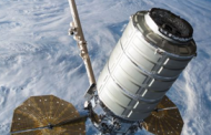 Northrop's Cygnus Leaves Space Station to Perform CubeSat Deployment Mission