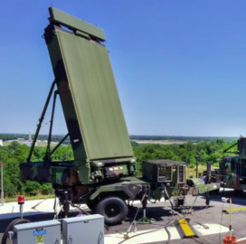 Northrop Hands Marine Corps' First Multimission Radar With Gallium Nitride Tech - top government contractors - best government contracting event