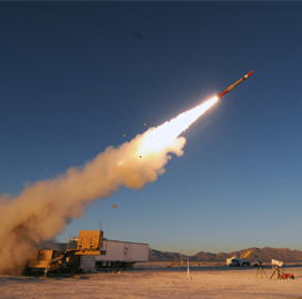 Lockheed PAC-3 MSE System Hits New Distance Record in Intercept Test - top government contractors - best government contracting event