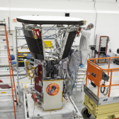 NASA, Johns Hopkins APL Complete Solar Probe Integration - top government contractors - best government contracting event
