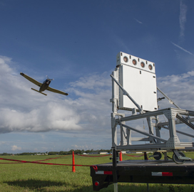 Raytheon Demonstrates Precision Approach Low-Power Radar to Military Officials - top government contractors - best government contracting event