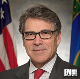 Energy Secretary Rick Perry Checks Up On DOE-Funded General Atomics' Nuclear Tech Projects - top government contractors - best government contracting event