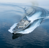 Navy, Lockheed Complete Acceptance Trials for 7th Freedom-Variant LCS - top government contractors - best government contracting event