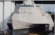 Austal USA-Built Charleston LCS Completes Navy Acceptance Trials