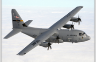 DLA Tasks Northrop to Deliver Transceivers for Air Force's C-130J Aircraft