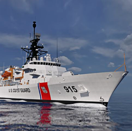 Northrop Supports USCG Offshore Patrol Cutter Design Review - top government contractors - best government contracting event
