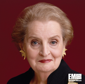 Former Secretary of State Madeleine Albright to Speak at FireEye Cybersecurity Summit; Kevin Mandia Comments - top government contractors - best government contracting event