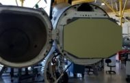 Northrop Conducts Beam Radar Fit Check on Marine Corps Hornet Aircraft