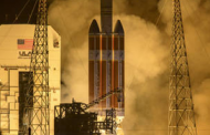 ULA's Delta V Heavy Rocket Launches NASA Solar Probe