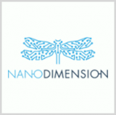 US Military Buys Additional DragonFly 3D Printers From Nano Dimension - top government contractors - best government contracting event